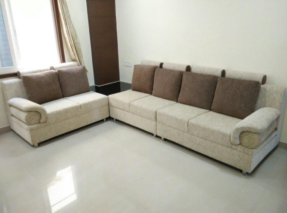 NHB L Shape Sofa: This Sofa Was Made In Customized Form On Request Of Our  Customer. This L Shape Sofa Has Its Unique Identity And For Us It Has Been  A ...